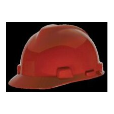 V-Gard® Class E, G Type I Polyethylene Standard Slotted Hard Cap With Uni-Pro® Suspension