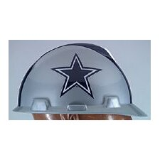 V-Gard® Type I Hard Cap With 1-Touch™ Suspension, Dallas Cowboys Logo And Adjustable Strap