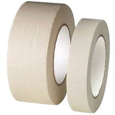 Nashua - Masking Tapes Mt100 Natural 36Mm X 55M Economy Masking Tape: 573-703310 - mt100 natural 36mm x 55m economy masking tape
