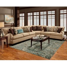 Lauren Fabric Sectional