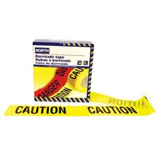 "Barricade Tapes - 3""x1 000' .020 barricadetape caution-cau"