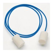 Use DeciDamp2® Slow Recovery Vinyl Foam Corded Earplugs