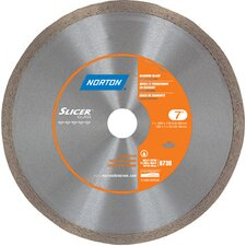 Norton Diamond Blade Slicer Glass