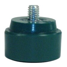 "CBH™ Soft Face Hammer Tips - cb12t 1.25"" Green Toughstd. Holder Replacement"