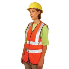 Standard Vest - l occulux slvless vest:orange