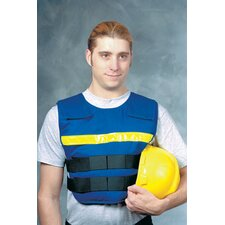 PCCS PhasE 2A Flame Retardant Vest With Pair Cooling Packs And 3M™ Scotchlite™ Reflective Tape