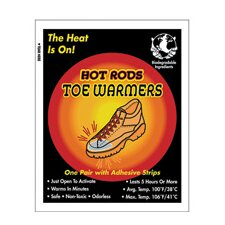 Rods™ Toe Warmer Packs