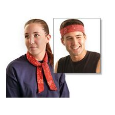 Size Fits All Assorted Colors MiraCool® Bandana