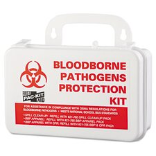 Small Industrial Blood borne Pathogen Kit
