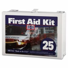 25 People First Aid Kit