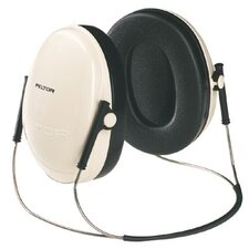 Optime 95 Earmuffs - peltor lowest profile backband hearing prot