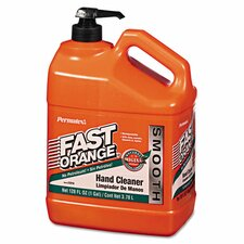Fast Orange Smooth Lotion Hand Cleaner - 1 Gal