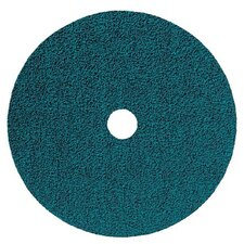 Zirconium Coated-Fiber Discs - 7 in. x 7/8 in. Fiber Disc - Zirconia 60 Grit