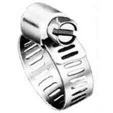 "Micro Seal® Miniature Series Hose Clamps - m6s 5/16-7/8"" m-s miniature series ss hose clamp"