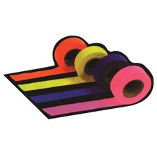 Flagging Tapes - 1-3/16x300' pink flagging tape roll