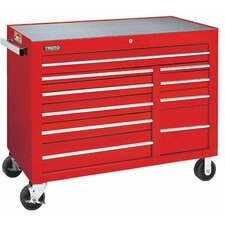 "66.5"" Wide 10 Drawer Bottom Cabinet"