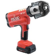 Ridgid - Cordless Pressing Tools Rp 210-B Pressing Tool W/ 4 Jaws: 632-31028 - rp 210-b pressing tool w/ 4 jaws