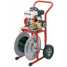 Model KJ-2200 Water Jetters Pressure Washer