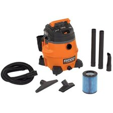 14 Gallon 6.0 HP ProVac Series Wet/Dry Vacuum