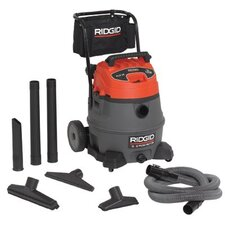 2-Stage Wet/Dry Vacuums - 14 Gallons