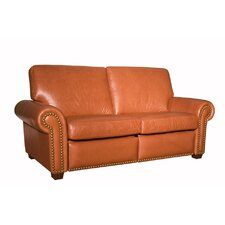 Aurora Condo Leather Reclining Sofa