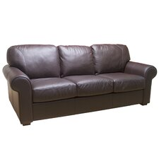 Dakota Leather Sleeper Sofa