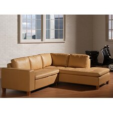 Allegro 2 Piece Open End Right Arm Facing Sectional