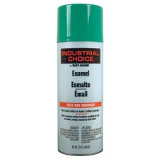Rust-Oleum - Industrial Choice 1600 System Enamel Aerosols 830 Safety Green Ind. Choice Paint 12Oz.Fill Wt.: 647-1633830 - 830 safety green ind. choice paint 12oz.fill wt.