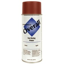 Overall® Economical Fast Drying Enamal Aerosols - overall spray paints
