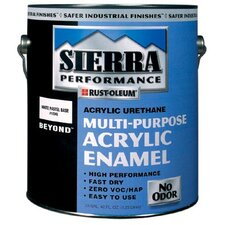 Sierra Performance™ Beyond™ Multi Purpose Acrylic Enamels - gallon gloss safety redpaint zero voc