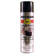 15 oz. High Performance V2100 System Hammered Aerosols Metal Black Hard Hat Spray Paint