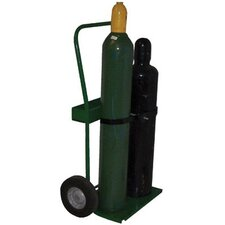 "800 Series Carts - cart with sc-8 wheels 20"" cylinder capacity"