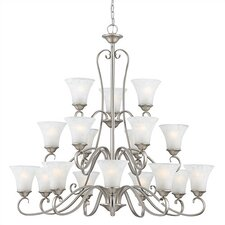 <strong>Quoizel</strong> Duchess 18 Light Chandelier