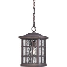 Stonington 1 Light Outdoor Hanging Lantern