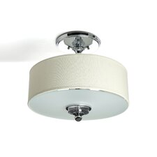 Downtown Semi Flush Mount