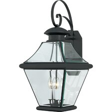 <strong>Quoizel</strong> Rutledge 1 Light Outdoor Wall Lantern