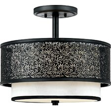 <strong>Quoizel</strong> Utopia Semi Flush Mount