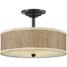 Zen Semi Flush Mount