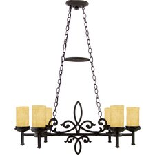 La Parra 6 Light Chandelier