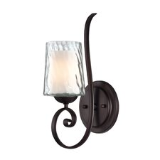Adonis 1 Light Wall Sconce