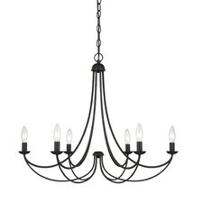 Mirren 6 Light Chandelier
