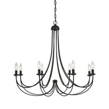 Mirren 8 Light Chandelier