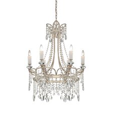 Tricia 6 Light Chandelier