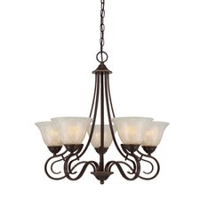 Lillian 5 Light Chandelier