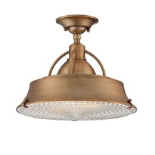 Cody 2 Light Semi-Flush Mount
