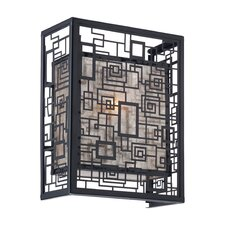 <strong>Quoizel</strong> Kenner 1 Light Wall Sconce