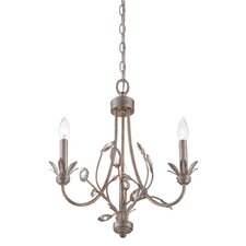 <strong>Quoizel</strong> Wesley 3 Light Chandelier