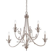 Wesley 5 Light Chandelier