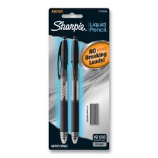 Sharpie Liquid Mechanical Pencil, 2 Per Pack
