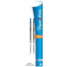 Lubriglide Ballpoint Pen Refill (2 Pack)